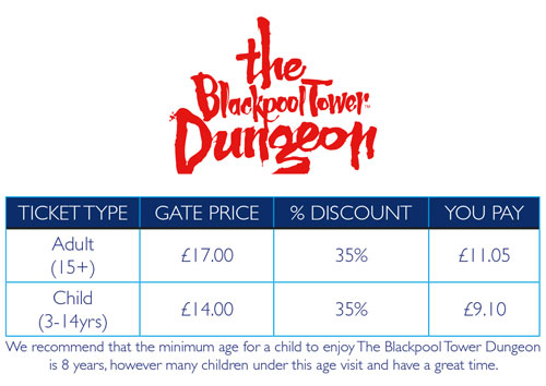 Blackpool Tower Dungeon
