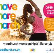Open Day at Meadhurst 28 March